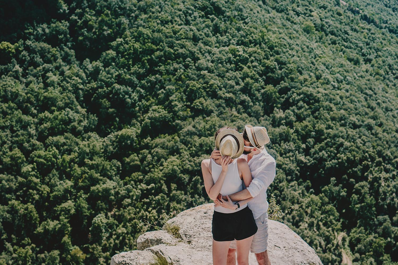 Couple photoshoot in Catalunya