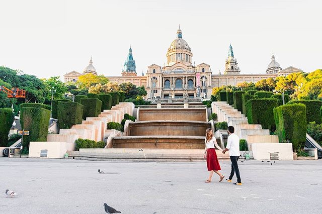 Lately we are preparing some new things, can't wait to share it with you!  5 years in Barcelona and still I'm astonished by those views. The sunrises are magical!  What is your favourite location in Barcelona?  Kathlyn and Bonyad  #engagmentsession #barcelonaphotographer #shesaidyes . . .  #photographerbarcelona #realmoments #destinationwedding #belovedstories #loveandwildhearts #dirtybootsmessyhair #authenticlovemagazine #destinationwedding #couplegoals #madlyinlove  #indiewedding #adventurouswedding  #weddingphotographerspain #lookslikefilm #loveherwild #photoshootbarcelona #moodygram #agameoftones #firstandlast #portraitmode #barcelonaexperience #liveautentic #fotografobarcelona #engagmentbarcelona #weddingphotographerbarcelona #barcelinawedding #weddingspain