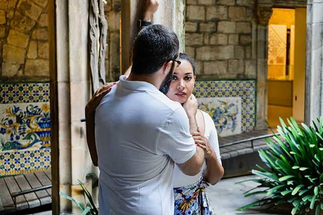 Exploring Barcelona secret places with @crystalirom  #engagmentsession  #barcelonaphotographer #barcelonaweddingphotographer #barcelonawedding . . . #visitbarcelona #elopementphotographer #elopmentlove #couplegoals #couplesofinstagram #lovephotoshoot #girlboss #barcelonaphotography #destinationelopement #destinationweddingbarcelona #destinationweddingphotographer  #bestvacation #travelcouples #travelingmakesmehappy #lovephotographer #loveandwildhearts  #travelholic #ladiesgoneglobal #lovecoach #selflove  #femmetravel #conciousliving #spainphotography #belovedstories #photographerspain