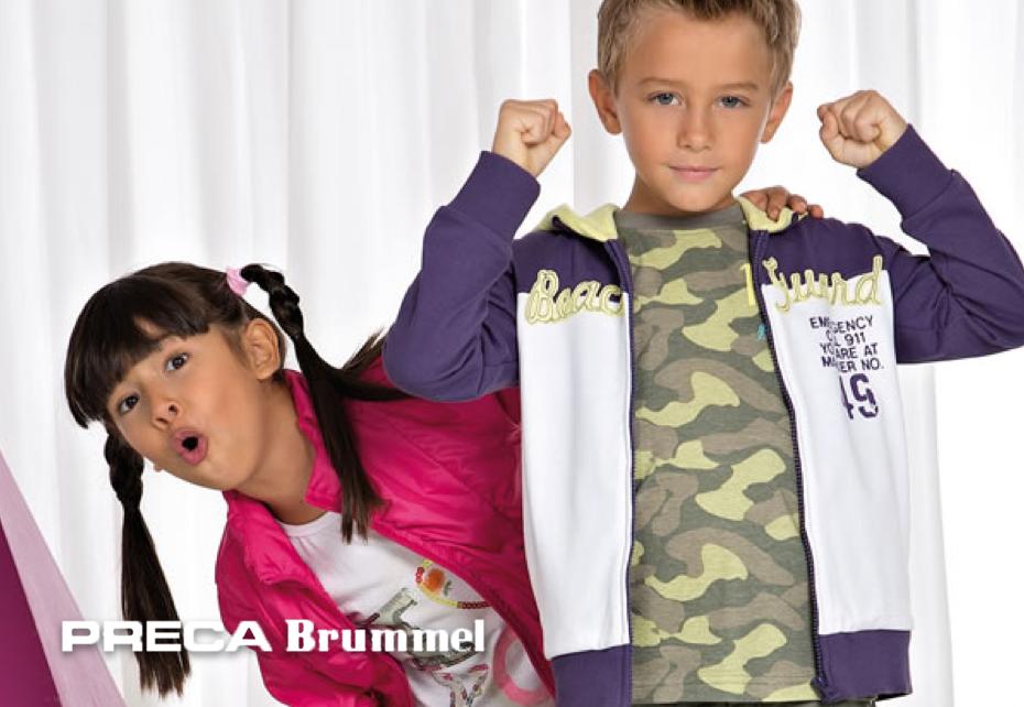 Preca Brummel, Fashion Retailer, Visual Merchandising