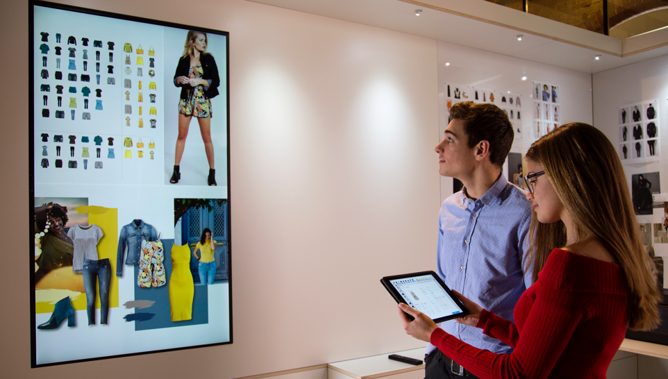 SampleRoom, digital showroom