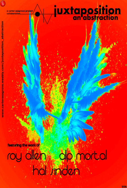 Juxtaposition indie film poster