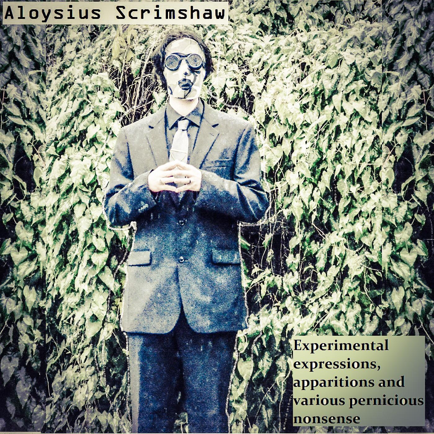 Aloysius Scrimshaw album cover