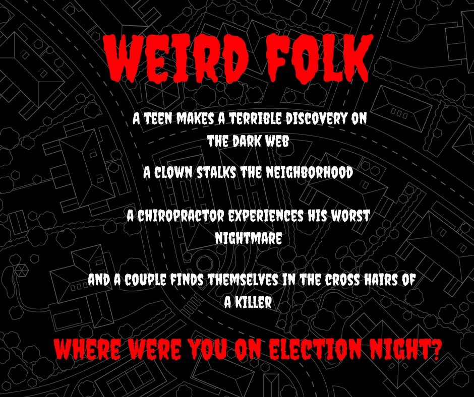Promo text Weird Folk indiefilm