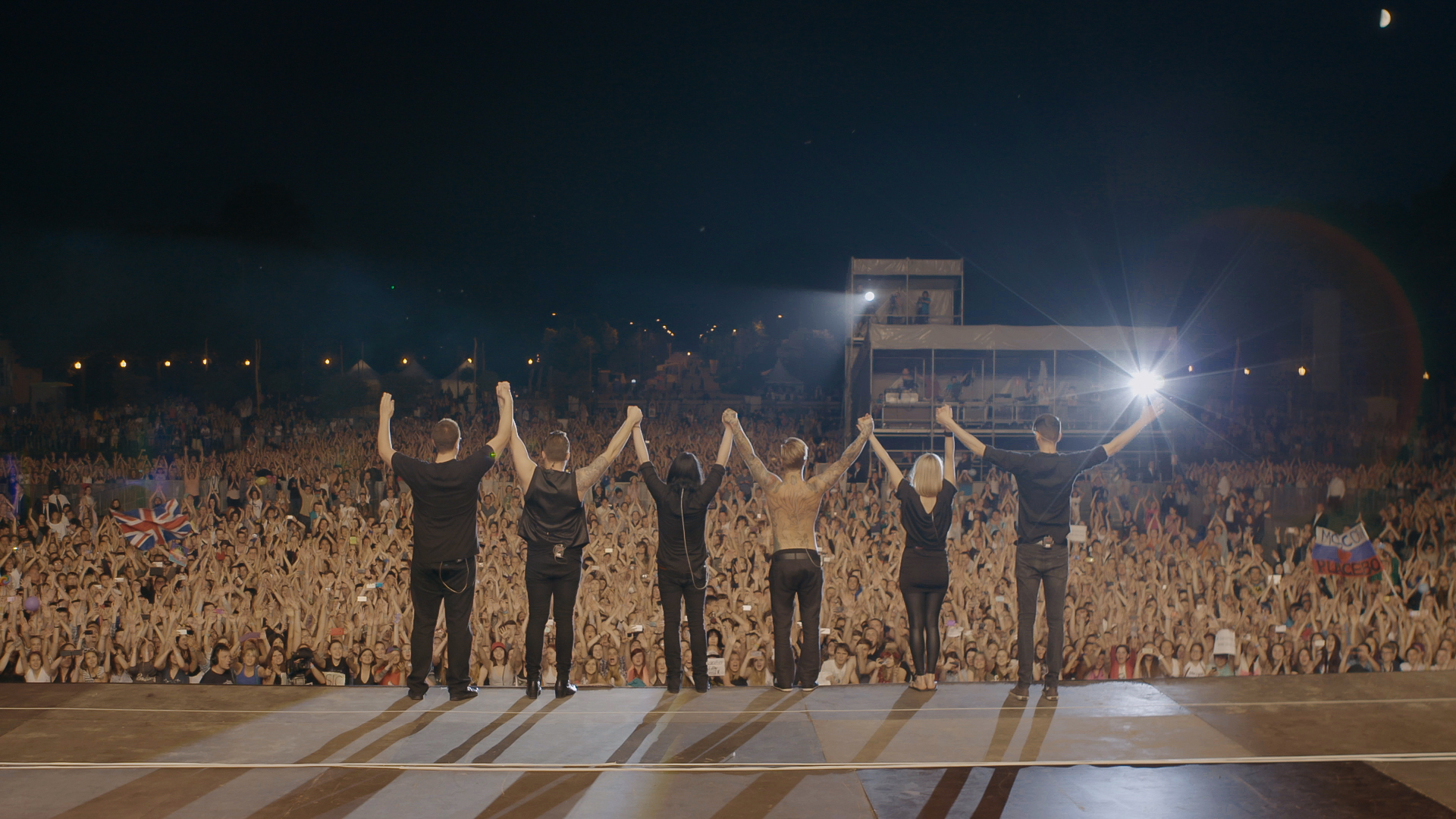 Placebo take a final bow in Russia