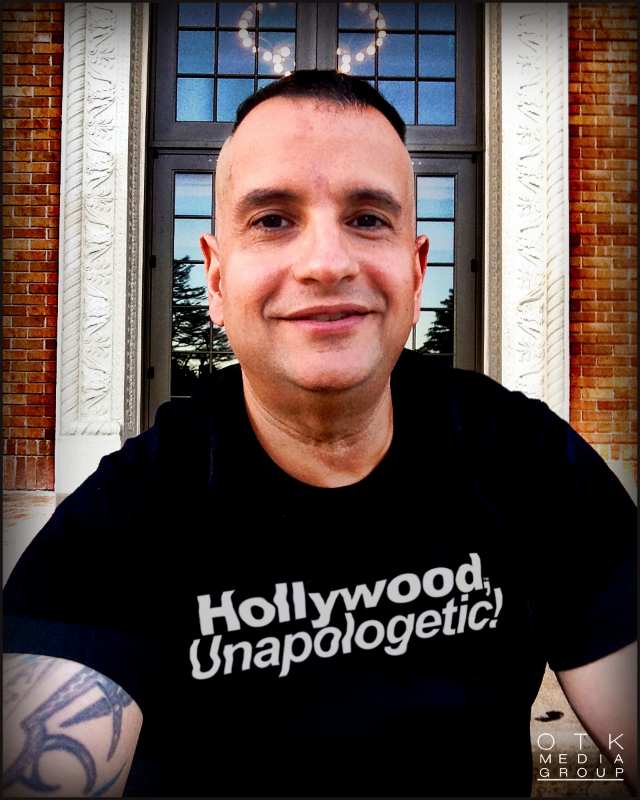 Filmmaker, publisher, and author Orlando Delbert