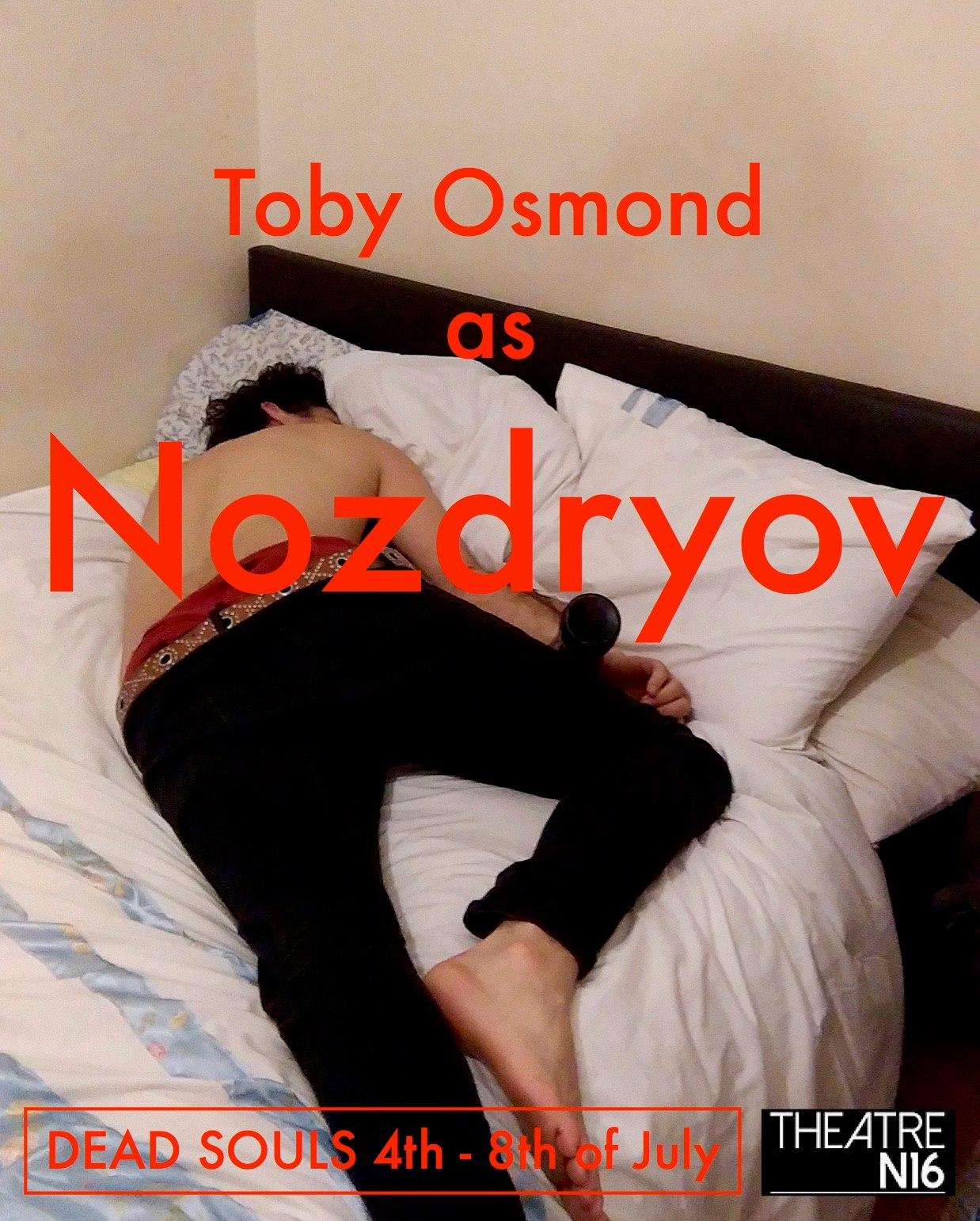 Toby Osmond in Dead Souls