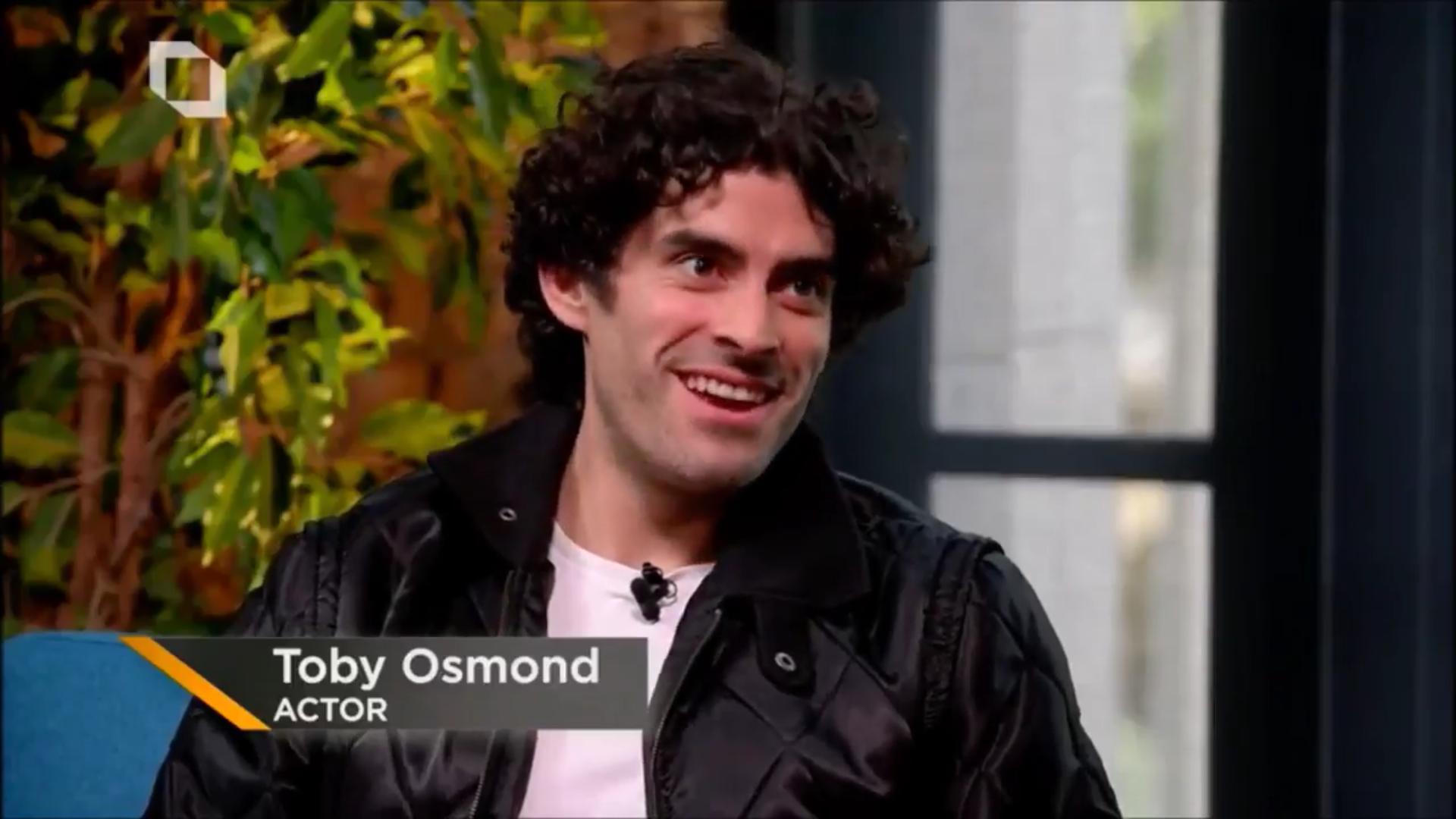 Toby Osmond actor