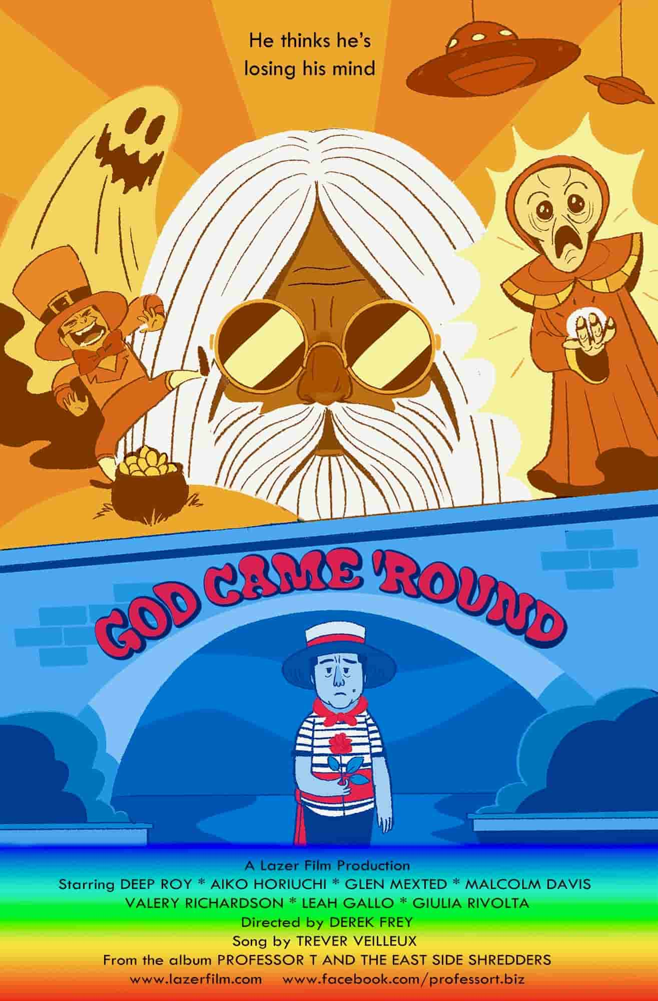 Poster for God Came 'Round