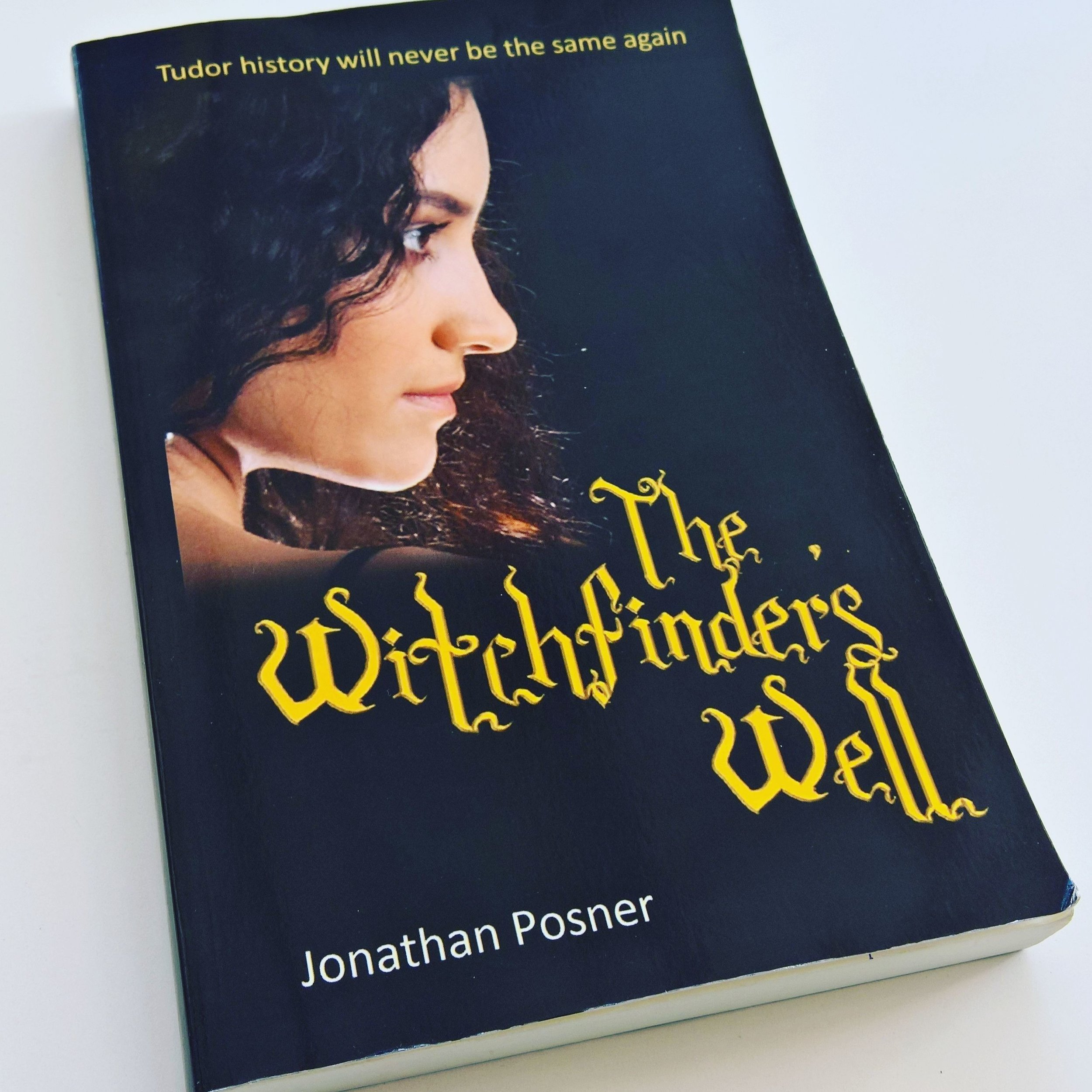 The Witchfinder's Well cover