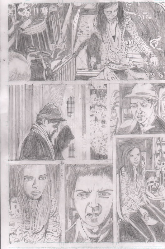 Comic book based on indie film Fanatikal