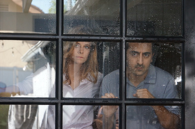 Heather Turman and Amir Talai