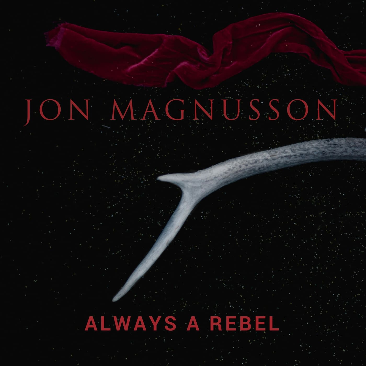 Cover image for Always a Rebel by Jon Magnusson
