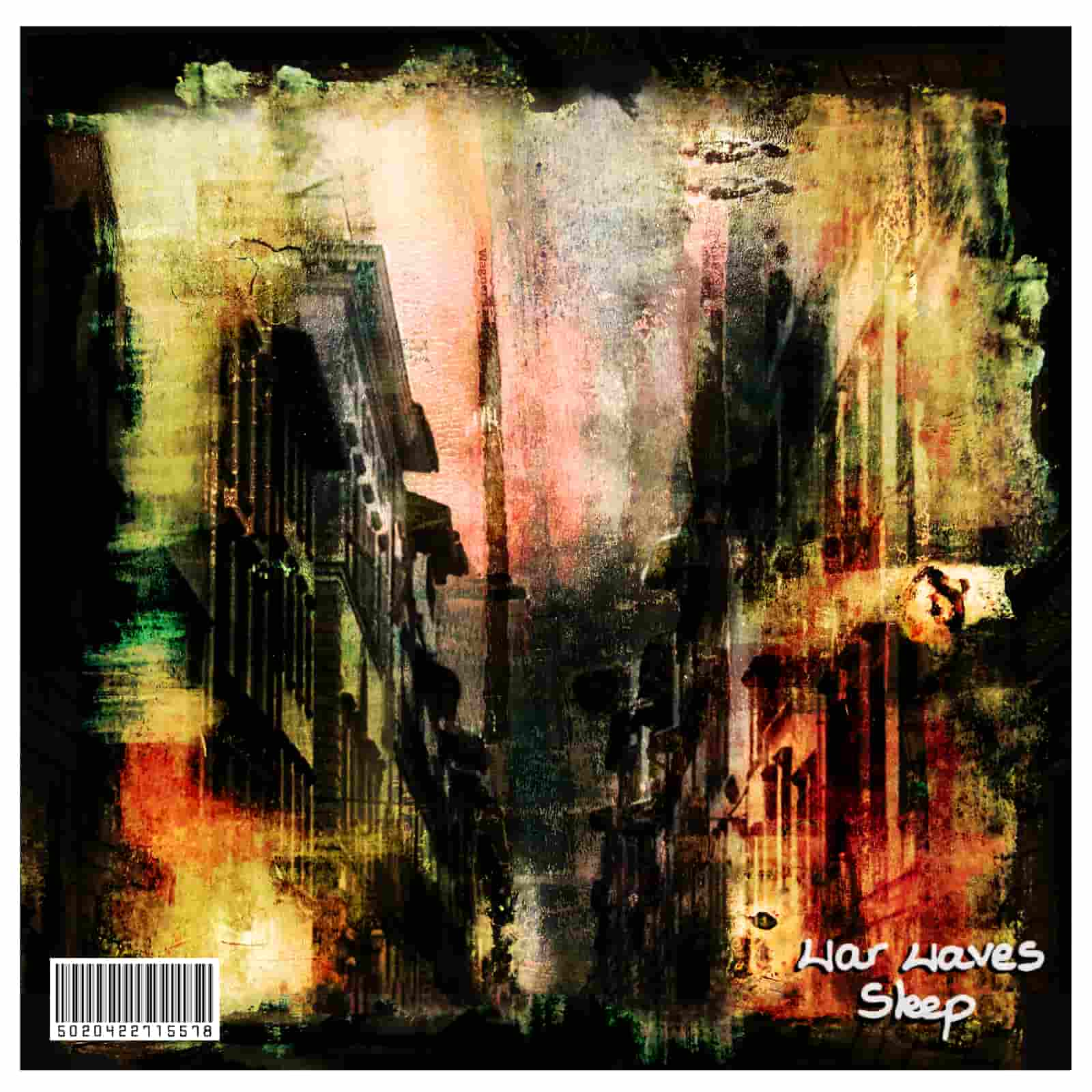 indie band War Waves new single Sleep