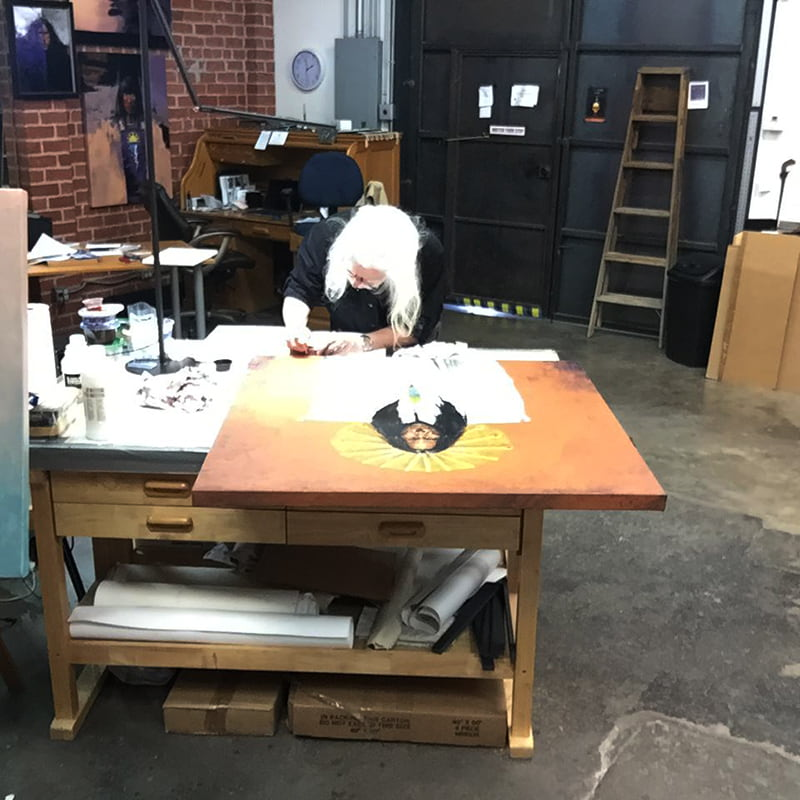 Lawrence Lee In Studio.JPG