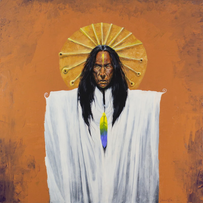 Sun Spirit Shaman by Lawrence Lee.jpg