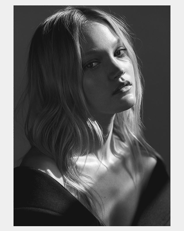 Jessica @newyorkmodels // styled by @alexandriaceranski makeup and hair by @deeptisadhwani // Love being able to create with friends ❤️