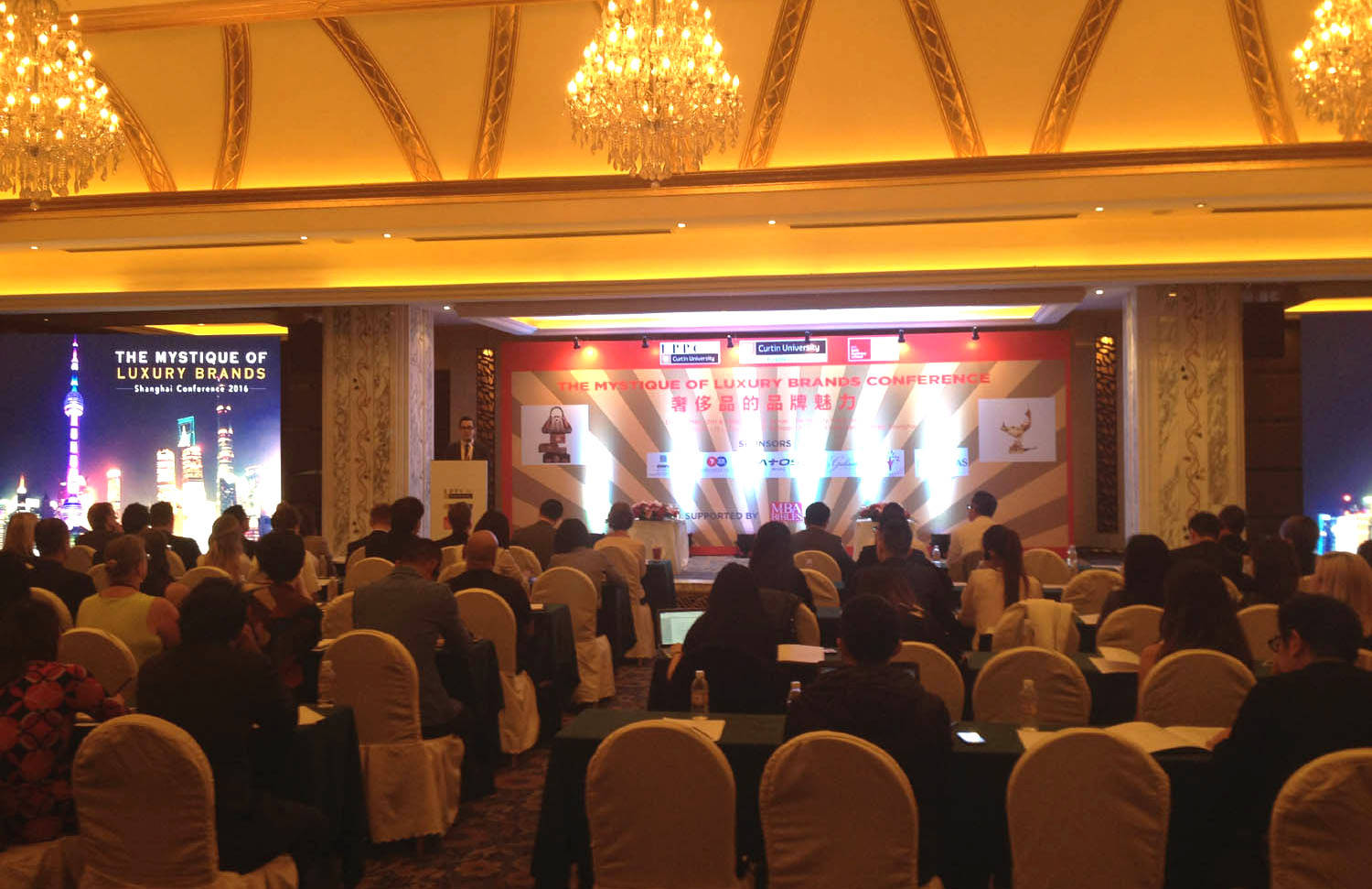 Mystique of Luxury Brands Conference Shanghai feature in The West Australian
