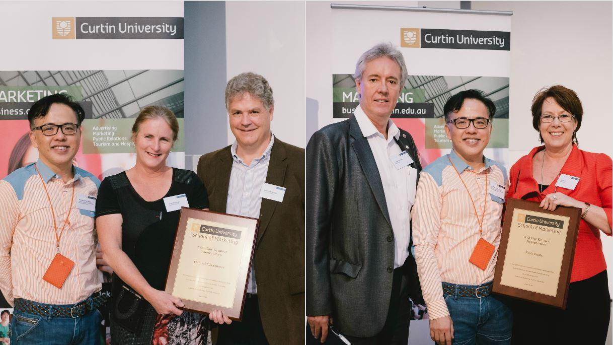 LBRC Clients receive Appreciation Awards
