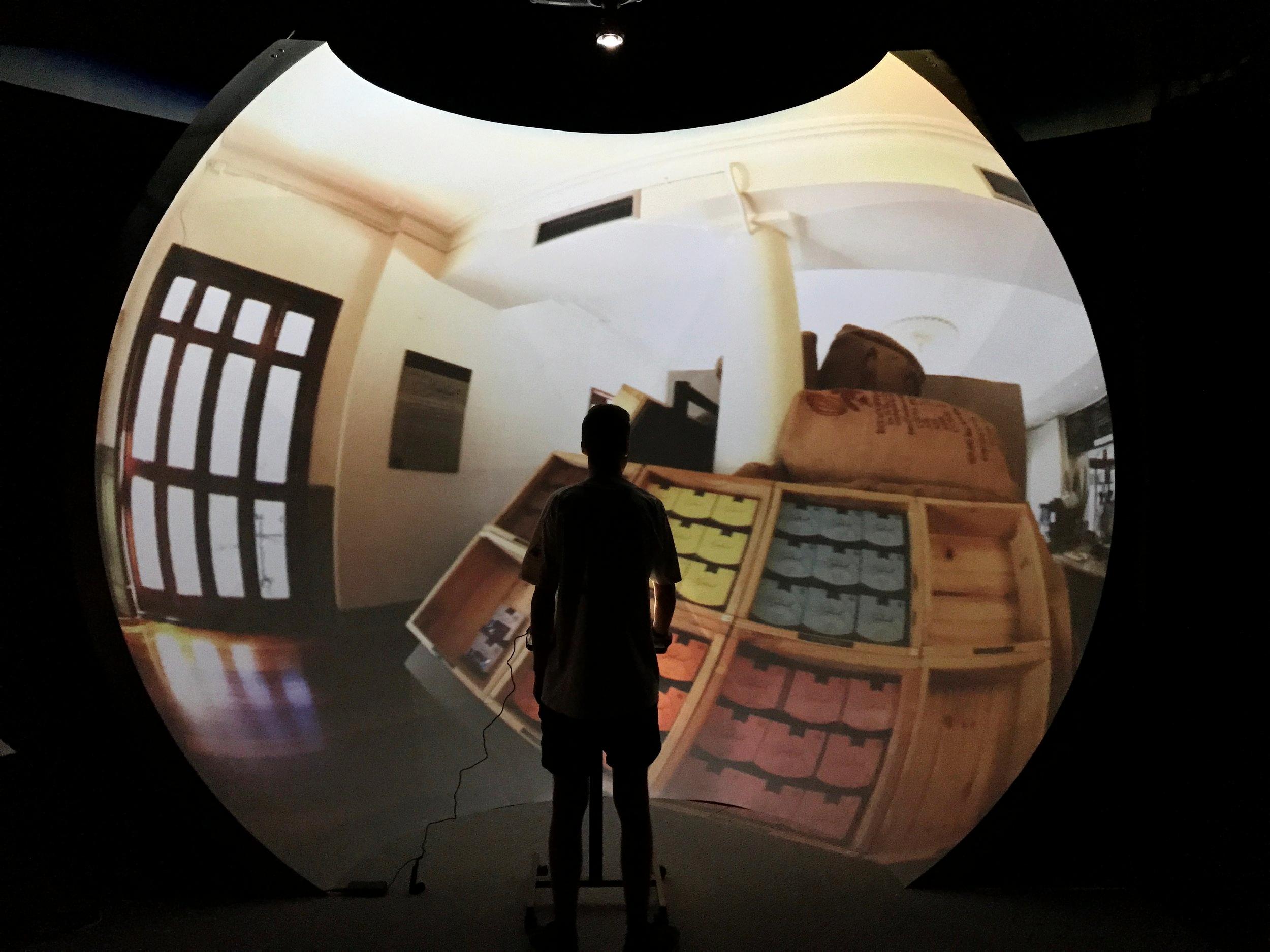 LBRC utilise Immersive Visualisation Hub