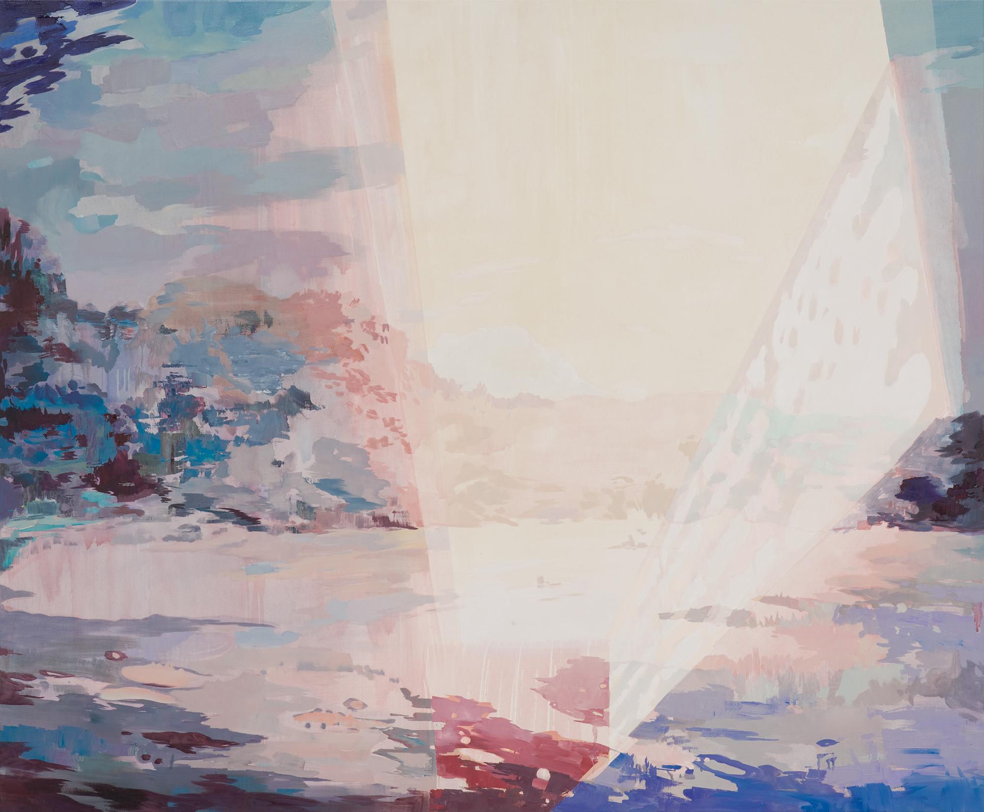 Velvet, 2014, 140 x 170 cm, oil on canvas