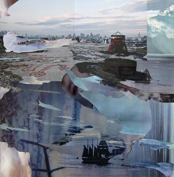 Strömung, 2012, 53 x 51 cm