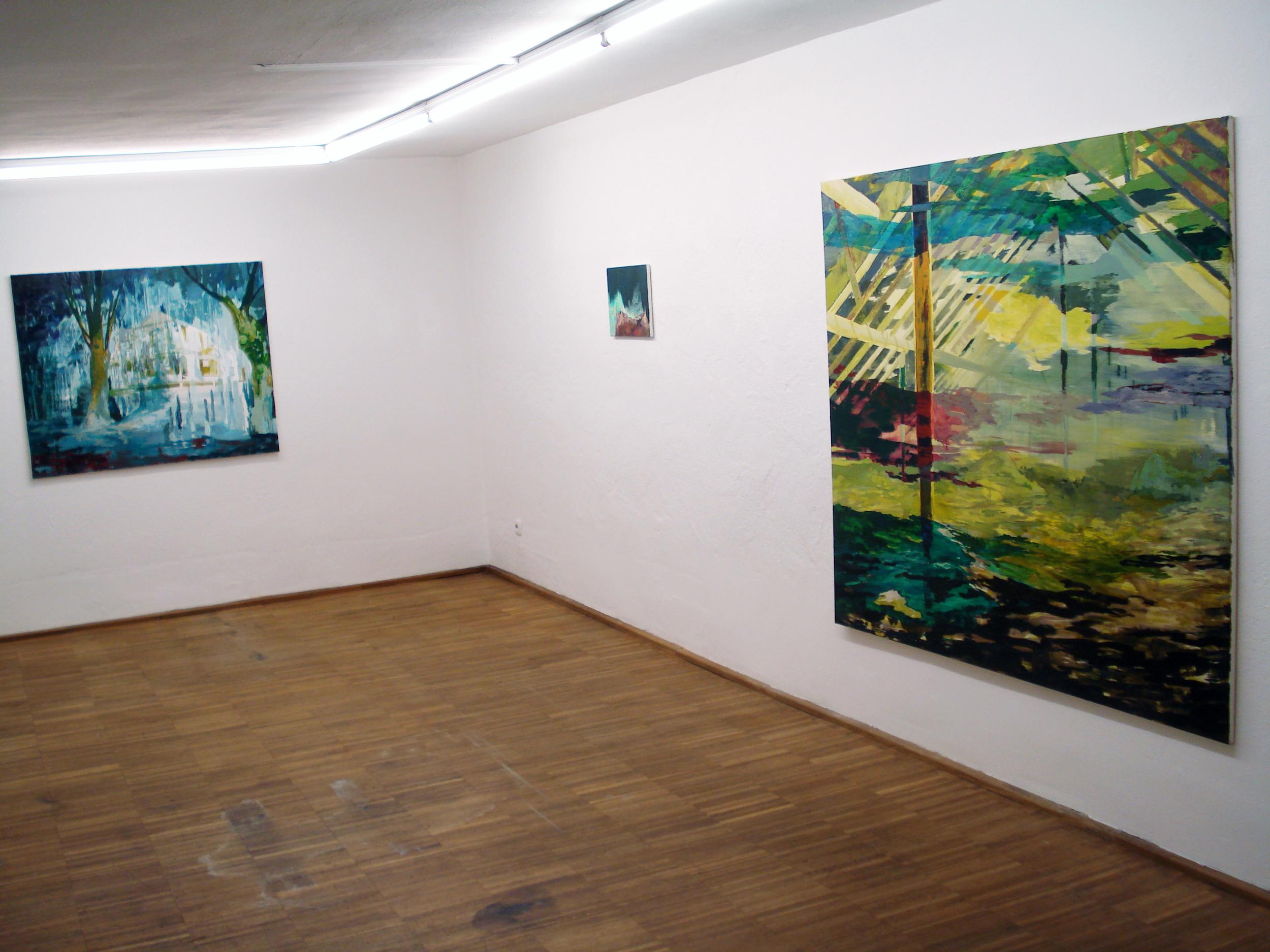 Galerie Lorenz, 2010, Frankfurt