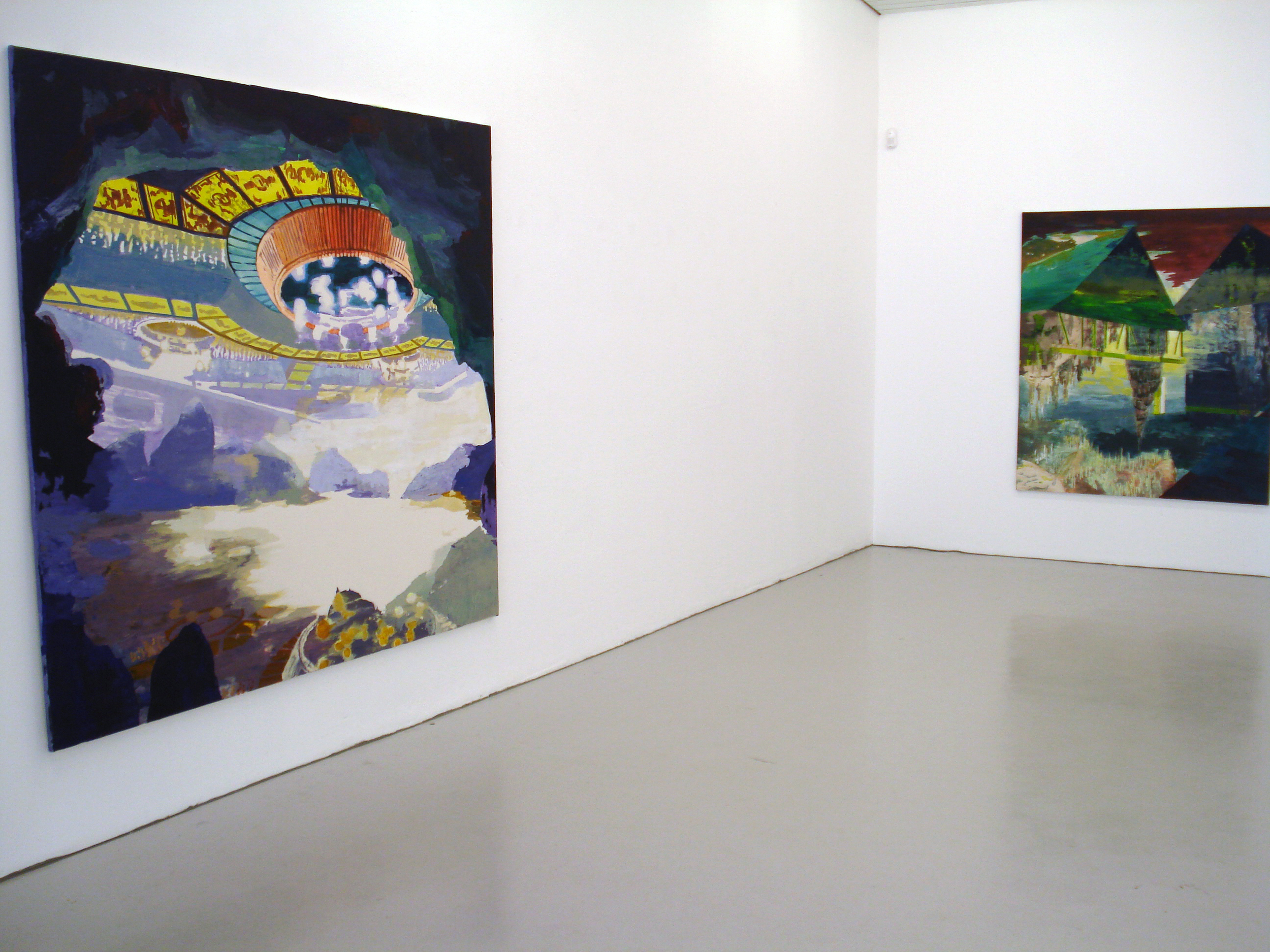 Galerie Thron, 2010, Reutlingen