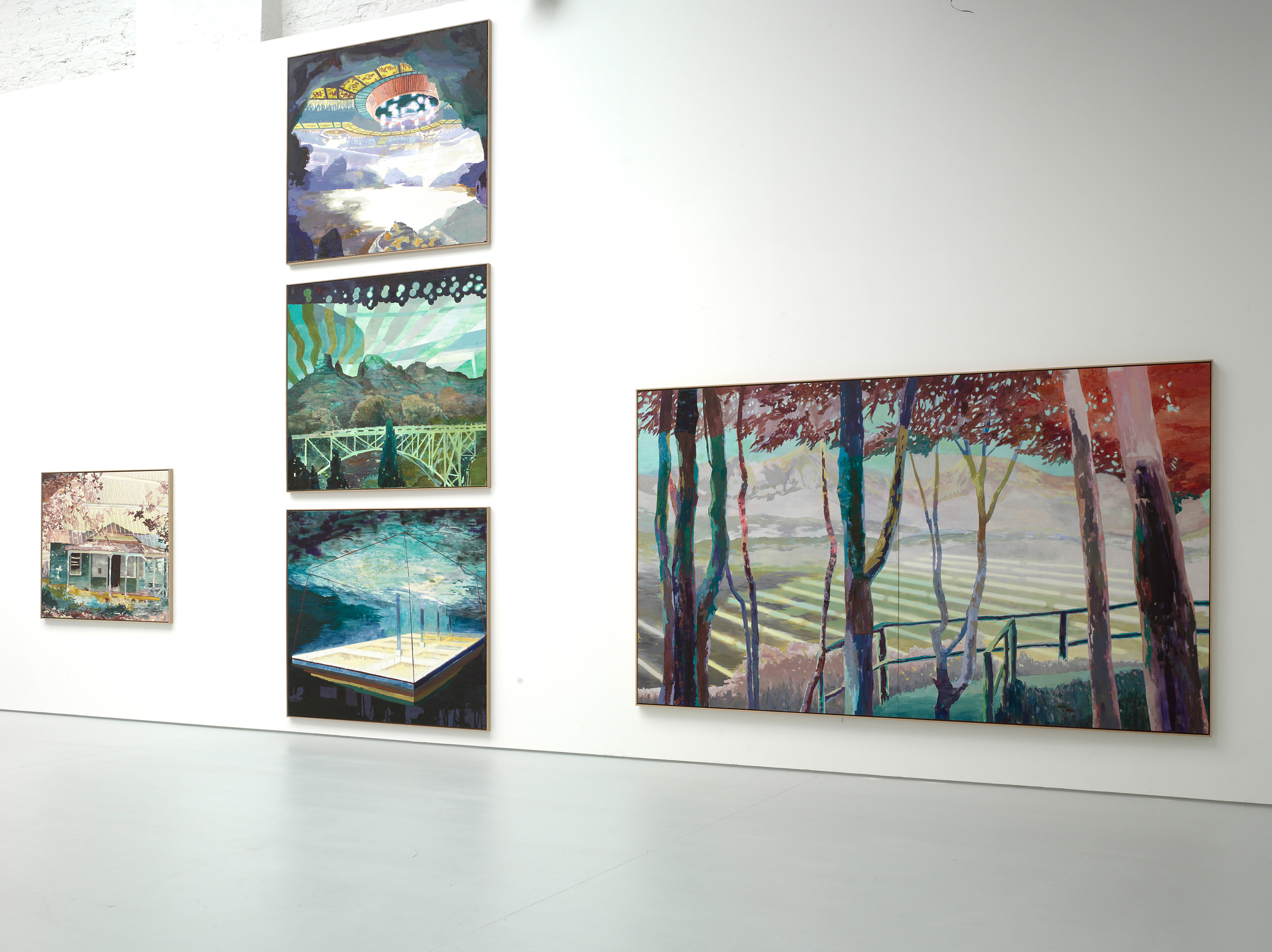 Vittorio Manalese, 2010, Berlin