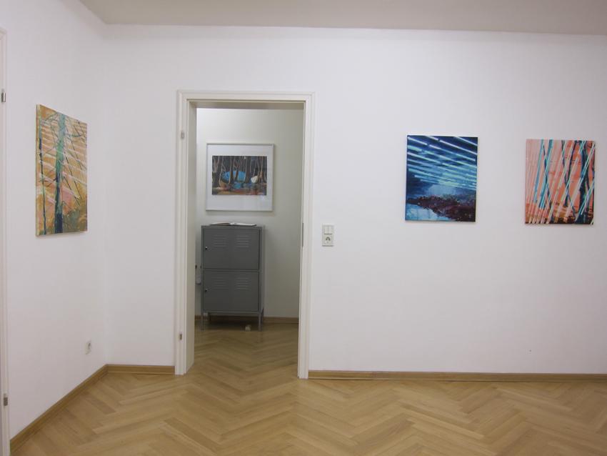 Galerie Lorenz, 2012, Frankfurt