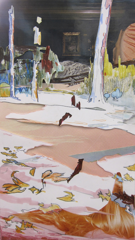 Of the Lake, 2012, 35 x 20 cm