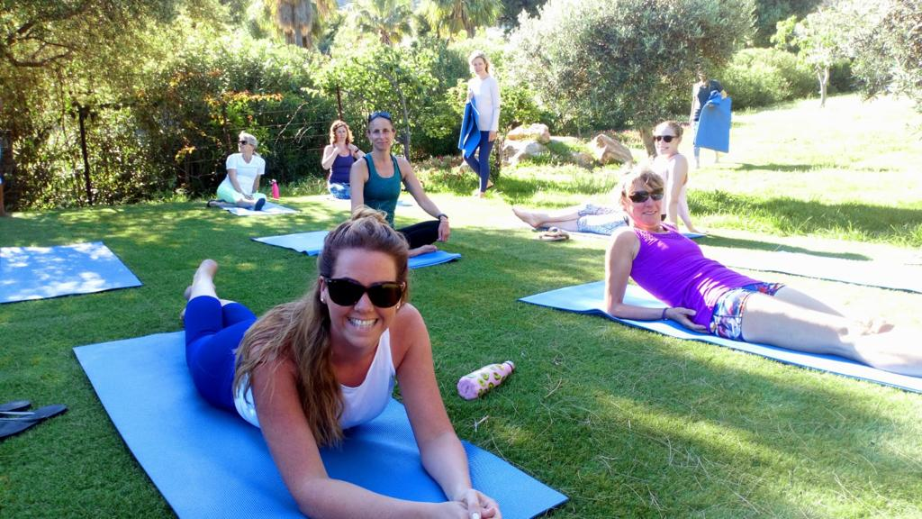 JPilates Retreat Tarifa