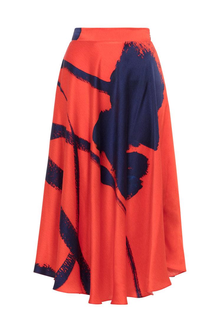Dora Scarlett Lines Skirt £325