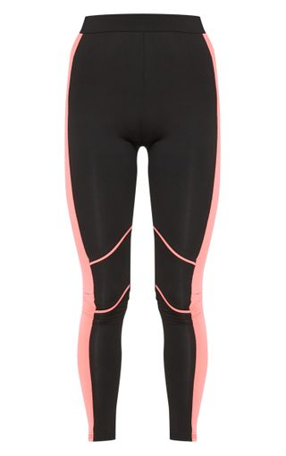Contrast Piping Leggings £18