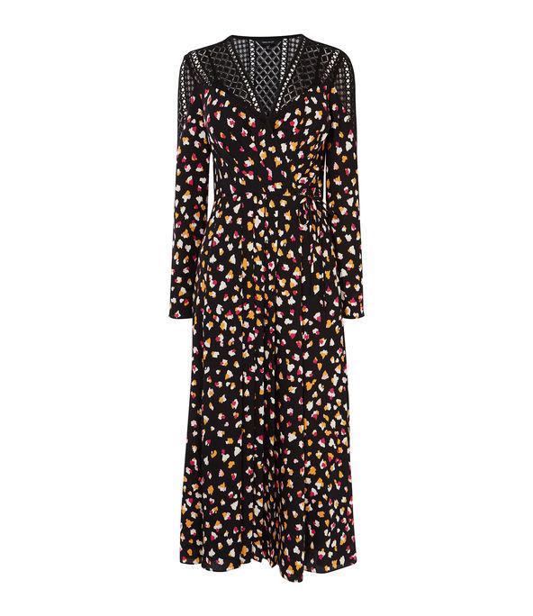 Leopard Lace Midi £225