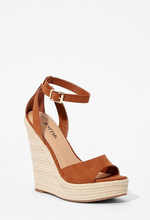 Tally Espadrille Wedge £54
