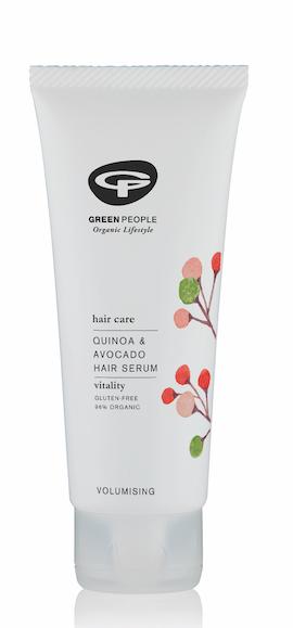 Quinoa & Avocado Hair Serum - £11.00 (100ml)