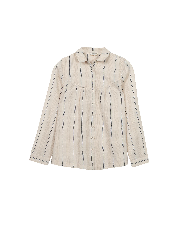 FatFace Allyra Stripe Shirt in Ivory 947221 £42 www.fatface.com.jpg