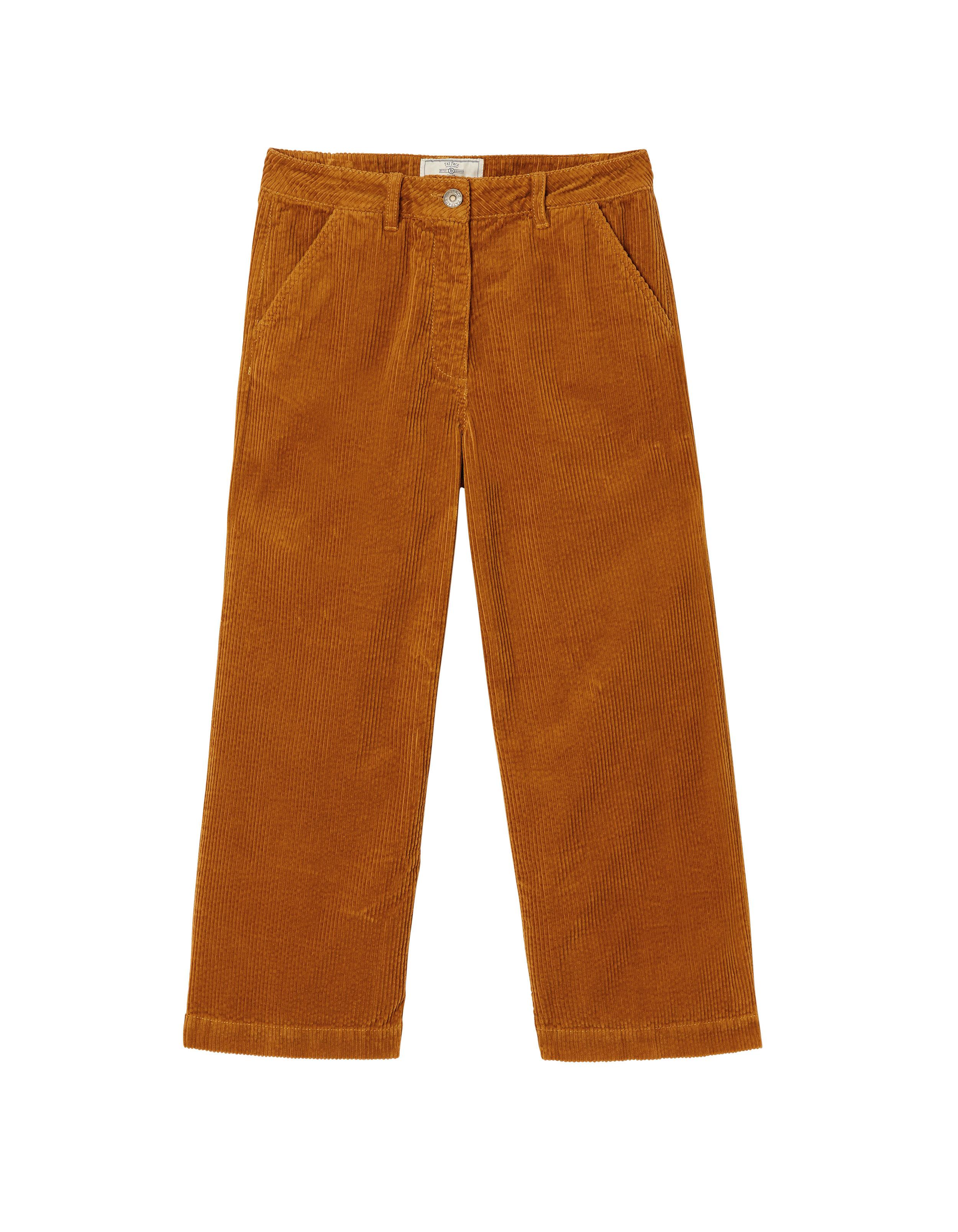 FatFace Cord Trousers in Mustard 946674 £49.50 www.fatface.com.jpg