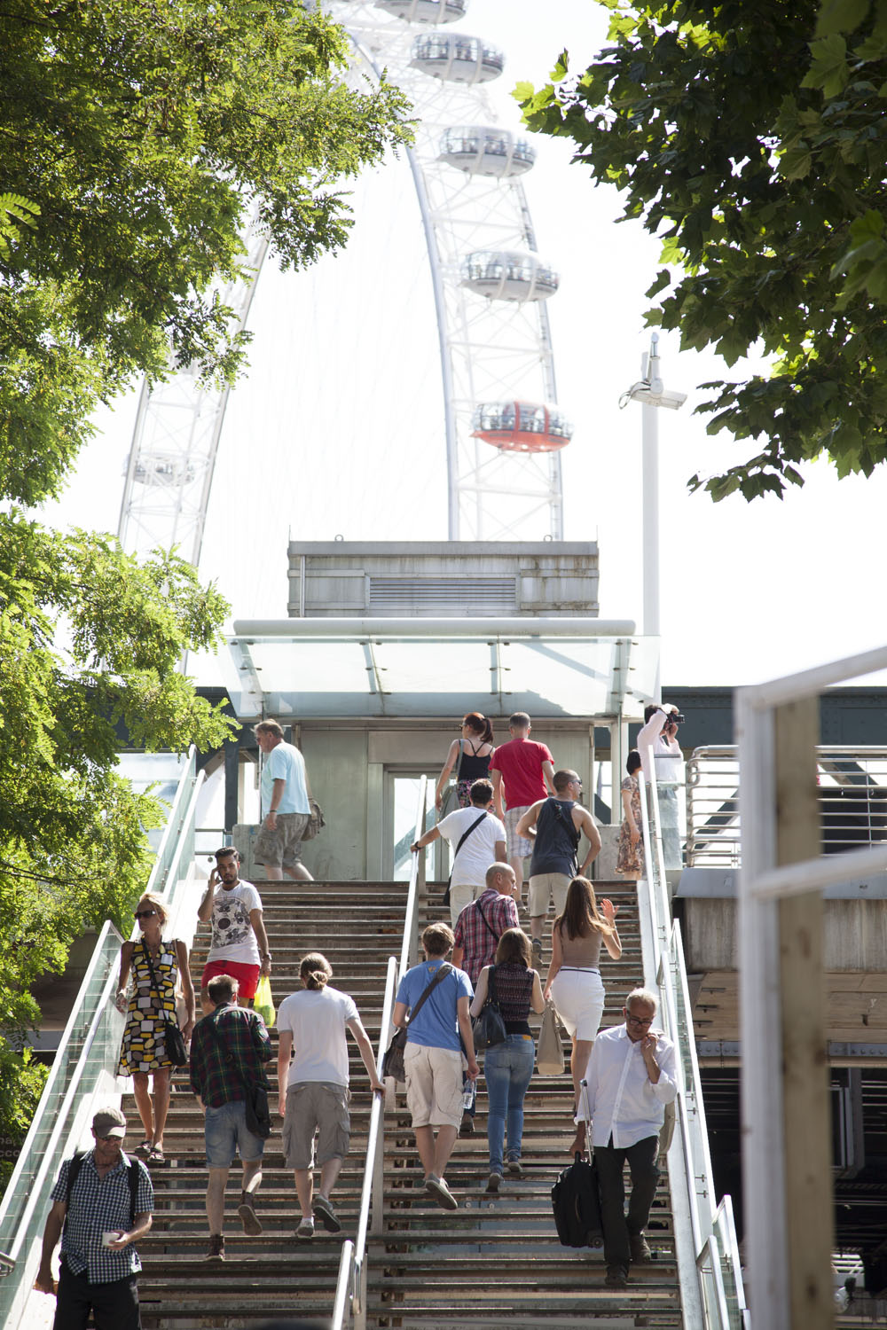 Summery South Bank…..