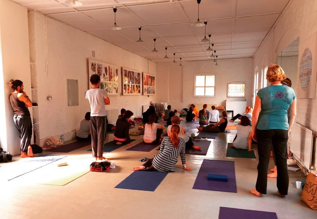 Train with us ! - We offer a unique and specialised Yoga Teacher Training Programs