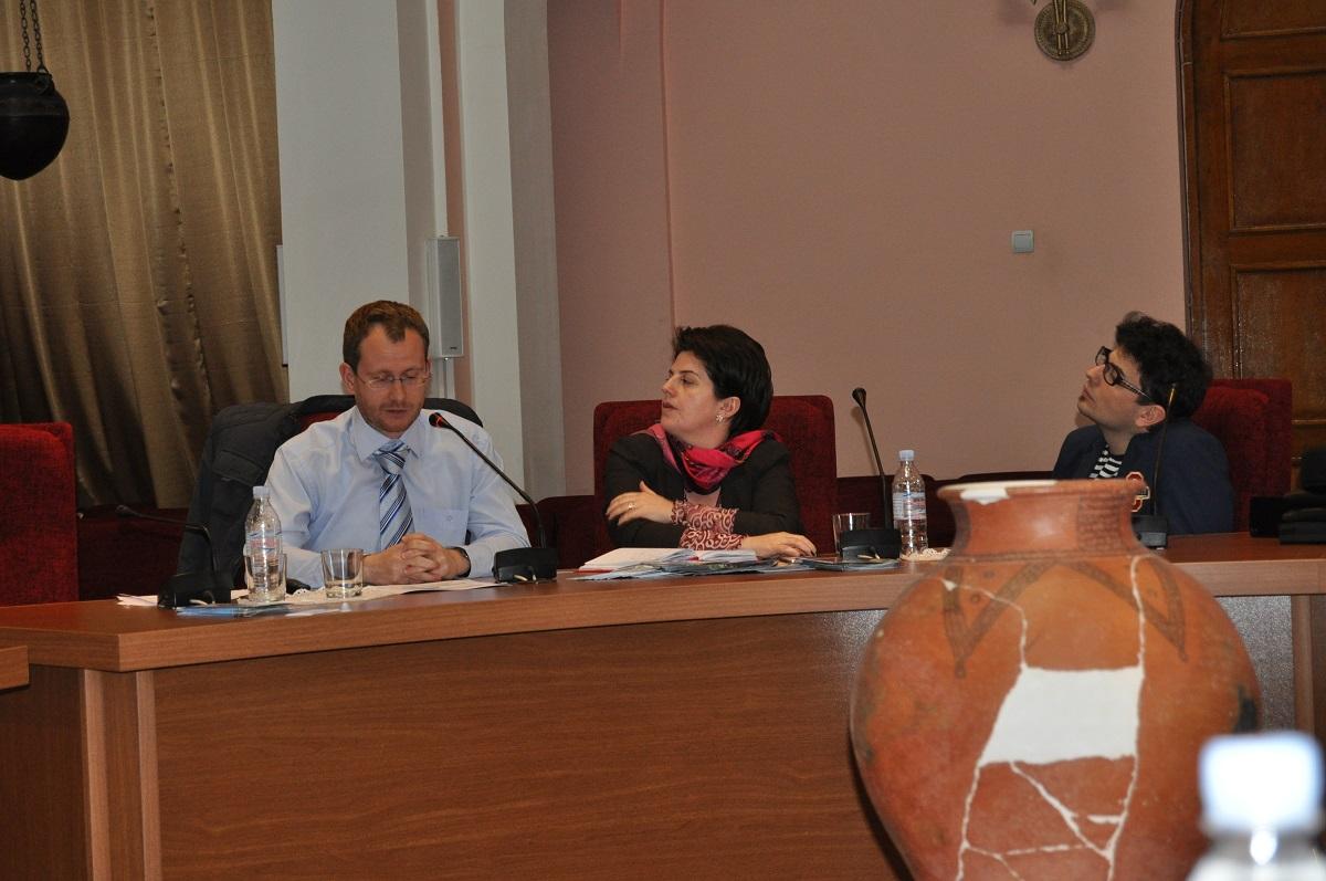 7. Sandro Henschel presenting DAAD.JPG