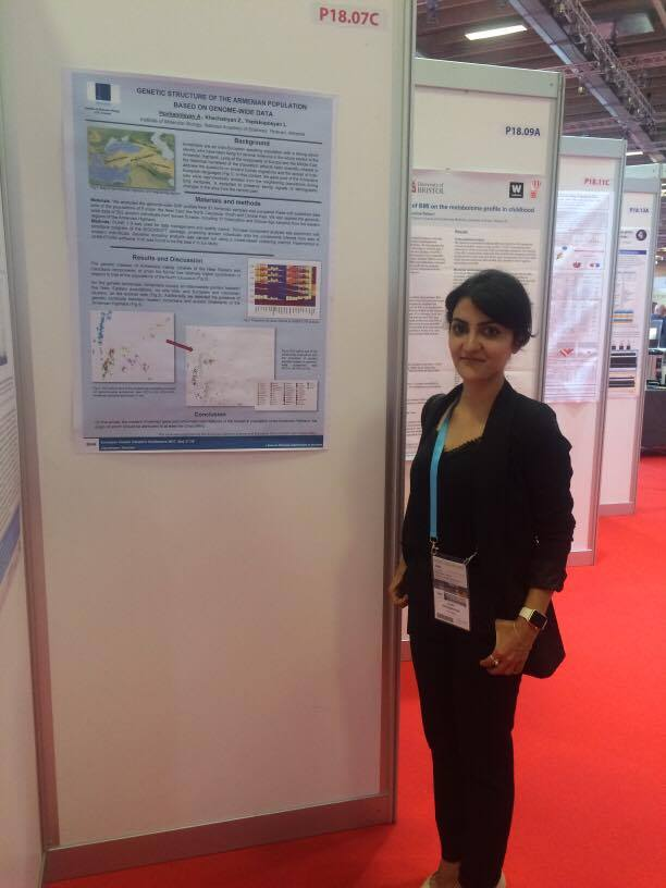 4 PI  Anahit Hovhannesyan's poster on her research work  at(ESHG) Conference.jpg
