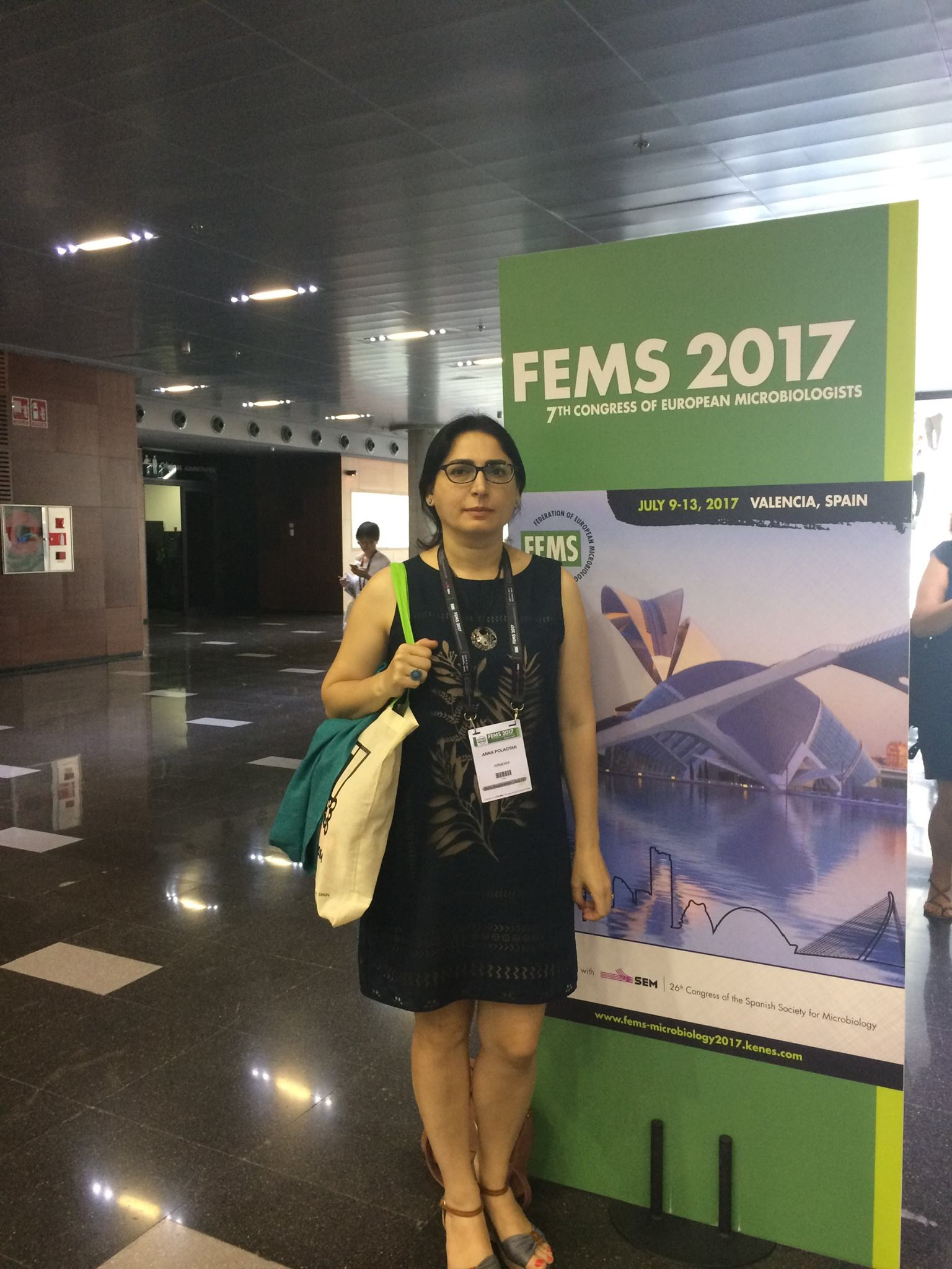 8. PI  Anna Poladyan at the FEMS congress in Valencia 2017.jpg