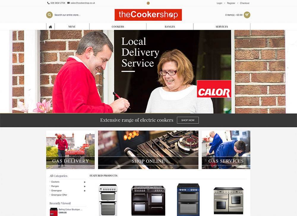 cookershop photo story