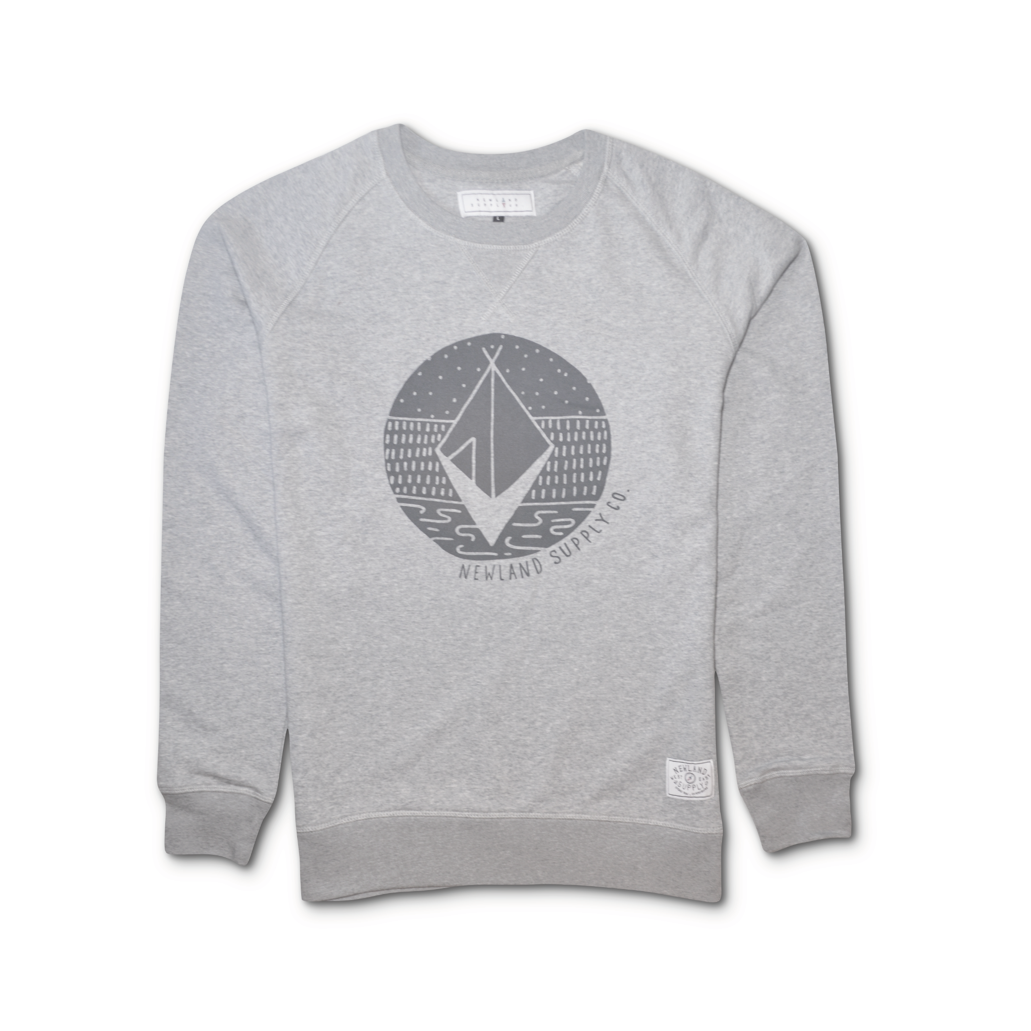 SANDERS SWEATSHIRT    By  Newland Supply Co.     Organic ring-spun cotton sweatshirt featuring the fine pen work of Matt Sanders.    SHOP NOW        On Sale - £30