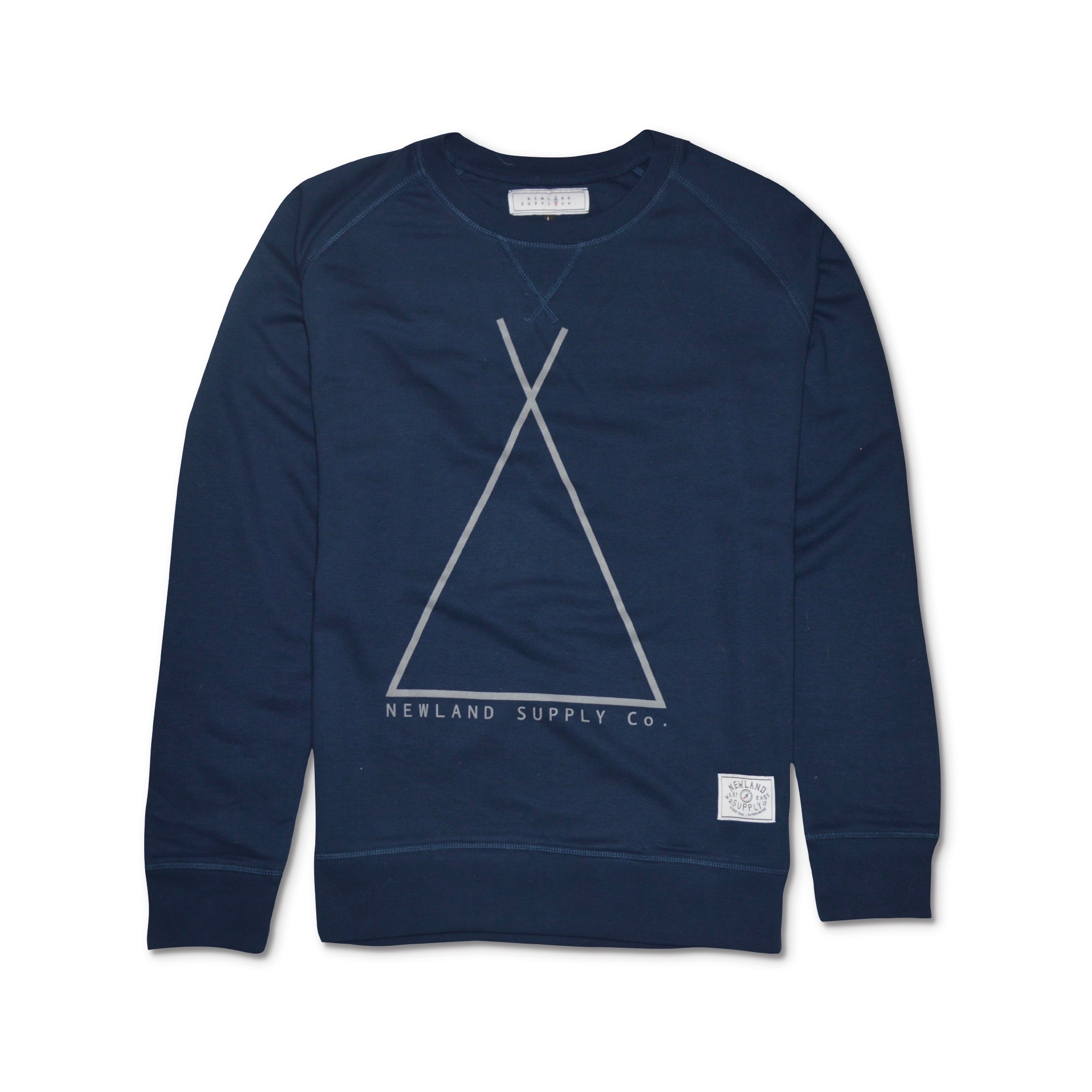 BUSGROVE SWEATSHIRT    By  Newland Supply Co.     The perfect top layer over a tee or as a base layer under a jacket.    SHOP NOW    £30  ON SALE