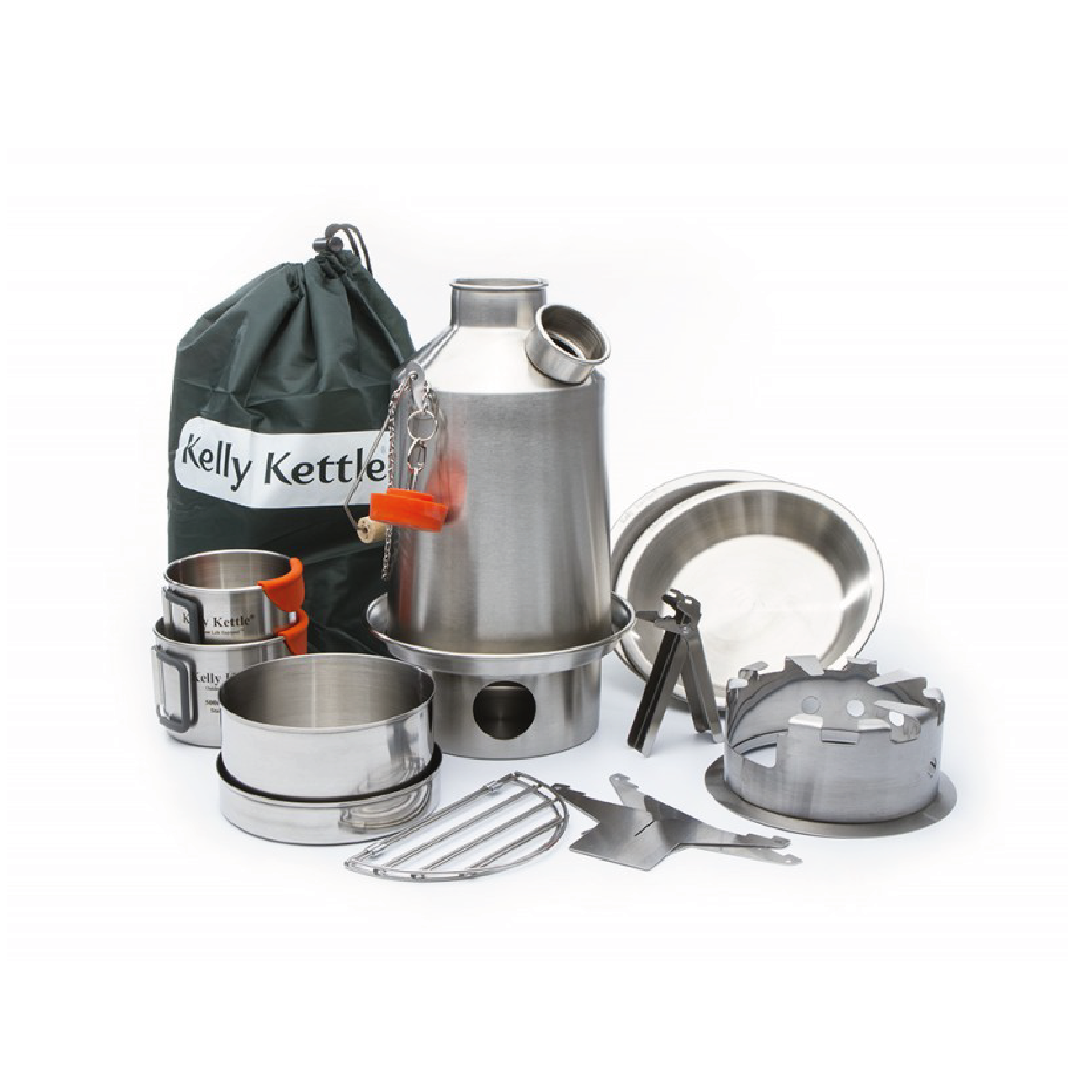 ULTIMATE SCOUT KIT    By  Kelly Kettle     The ultimate outdoor cooking kit to own for the budding campsite chef.    SHOP NOW          £90   SOLD OUT
