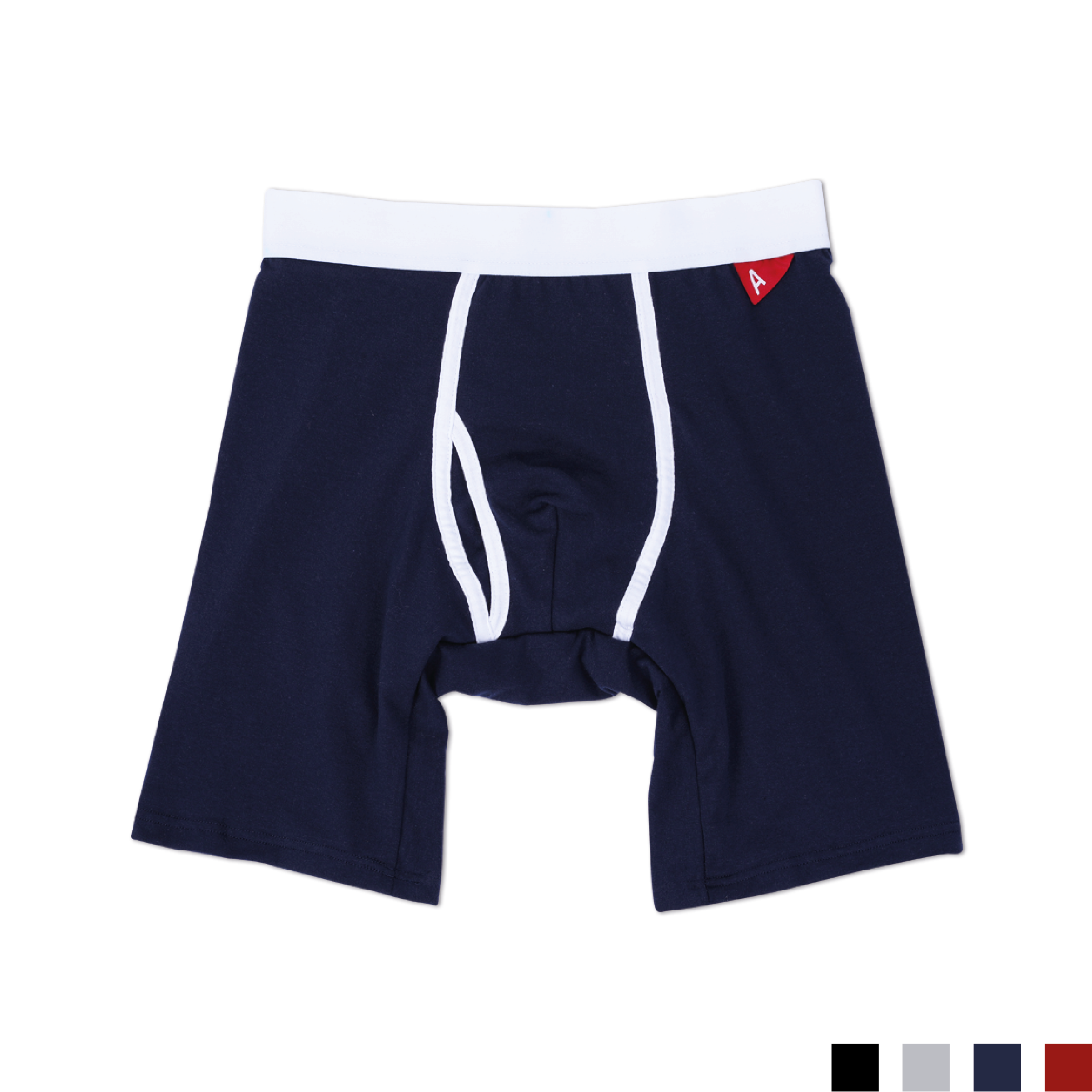 BOXER BRIEF    By  Arvin Goods     A classic brief silhouette joins forces with high-performance fabrics to create a ridiculously competent basic.    SHOP NOW          £12