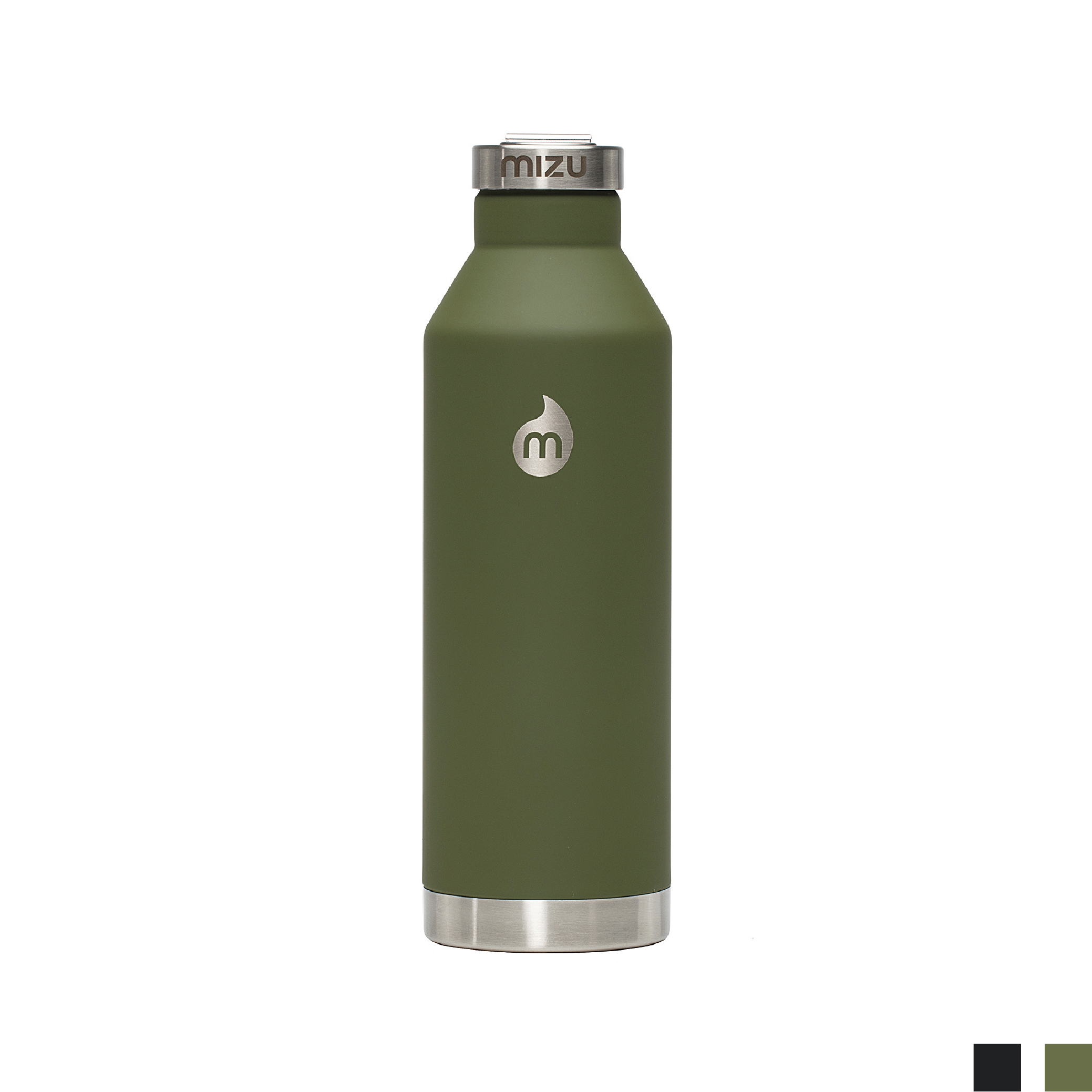 V8    By  Mizu Life     The perfectly sized insulated bottle for when you need that extra hydration. It also fits 2 ½ beers for after work.    SHOP NOW          £28